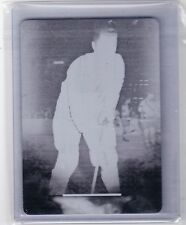 11-12 2011-12 PARKHURST CHAMPIONS ANDY BATHGATE BLACK PRINTING PLATE ONE-OF-ONE