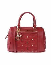 Versace Jeans E1vmdbb4 Studded Embrooidered ZIPPED 2 Handles Tote Bag Xmas Gift
