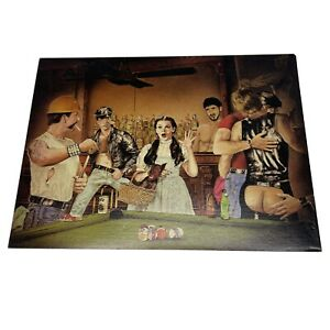 🏳️🌈 Vintage 1982 Wizard Of Oz Dorothy Ends Up In A Gay Bar LGBT Greeting Card