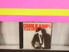 Charlie Karp & The Name Droppers Music Audio CD