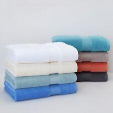 Kassatex Paradiso 100% Turkish Cotton 2-PC Bath Towel/Bath Mat Gray E3109