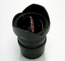 Samyang 8mm f/3.5 UMC Fisheye CS II Lens for Micro Four Thirds