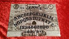 Bizarro Magic Jack el Destripador Londres Ouija Board Laminada Hoja Mini planchett