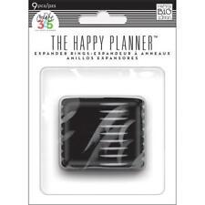 Create 365 Happy Planner Expander Black Rings Me & My BIG Ideas!