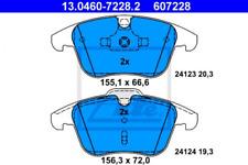 Ate Bremsbelagsatz VA für VOLVO XC70 II CROSS COUNTRY (07-) - 13.0460-7228.2
