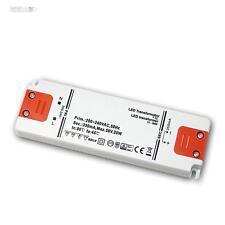 Slim LED Transformateur de courant continu 350mA,20W 56V