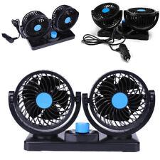 12V Portable Air Conditioner For Car Alternative Plug In Vehicle Fan Dash Mount