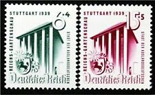 Botanical Exhibition 1939 MH Sc#B138-39 ,Free Shipping,See Details! (6734)