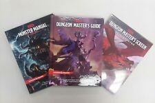 D&D DM Guide Set