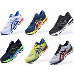 Herren Sneaker Klassisches Asics GEL-KAYANO26 Fitness Atmungsaktive Laufschuhe