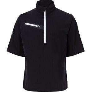 NEW Men's Callaway Gust 2.0 Short Sleeve 1/4 Zip Wind Golf Shirt - Choose Size