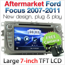 "7"" Car DVD Player For Ford Focus Mk2 2007-2011 Radio Stereo Head Unit USB MK 2"