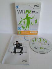 Jeu Wii Fit Plus Nintendo WII avec Boite Pal