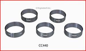 Enginetech Camshaft Bearing Set CC440
