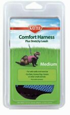 Kaytee Comfort Harness with Stretchy Stroller Leash for Small Animals Medium