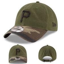 promo code f3264 b0d0c New Era Pittsburgh pirates 9twenty Adjustable strapback Cap Daddy  Camouflage Hat