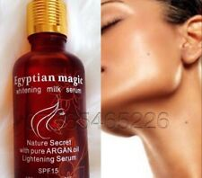Egyptian Magic Nature Secret With Pure Argan Oil Lightening Serum x1