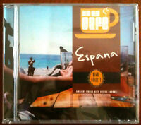 NU CAFE - ESPANA - AMBIENT MUSIC WITH NATIVE SOUNDS - CD NEUF