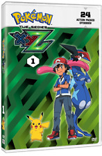 Pokemon The Series: XYZ Season 19 Complete Set 1 Episodes 1-24 Box / DVD Set NEW