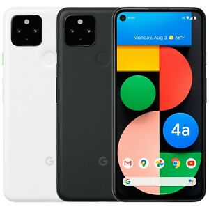 "Google Pixel 4A 5G 128GB 6GB RAM G025H (FACTORY UNLOCKED) 6.2"" OLED"