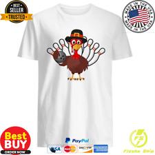 Turkey and bowling shirt