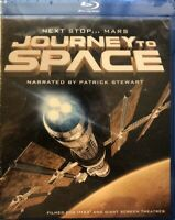 Journey to Space (Blu-ray Disc, 2016) narrated by Patrick Stewart