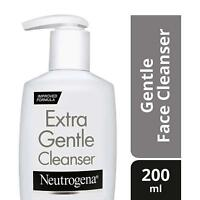 Neutrogena Extra Gentle Facial Cleanser Fragrance Free 6.7 oz (200 ml)