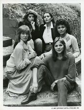 KIRSTIE ALLEY KIM CATTRALL TRACY REED DEBBIE BOONE SINS OF THE PAST ABC TV PHOTO