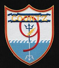 USS COONTZ DLG-9 Destroyer Leader Ship Military Patch