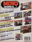 MOTO JOURNAL 853 Essai Road Test YAMAHA XT 600 KTM 600 Incas SUZUKI GSX-R 1100