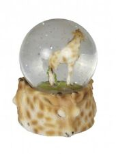 Official Ravensden Snow Globe - 8cm - Giraffe - Melman - NEW - Collectable
