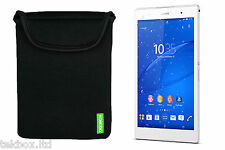 "Komodo Sony Xperia Neoprene Protective Cover Case Tablet Sleeve Pouch 7"" 8"" inch"