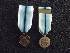 ^(A20-078) US Orden Coast Guard Arctic Service Medal Service Medal Miniatur Orde