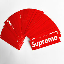 50x SUPREME Aufkleber Doodle Retro Sticker Set Sponsoren Auto Laptop Handy