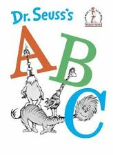 NEW - Dr. Seuss's ABC  (Beginner Books, I Can Read It All By Myself)