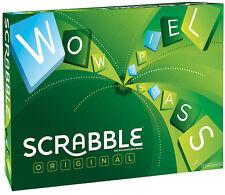 Mattel Scrabbl Y9598 Kreuzwortspiel