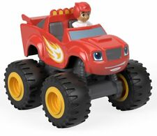 Fisher-Price Blaze & the Monster Machines - Blaze and AJ Diecast Car, NEW LOOSE