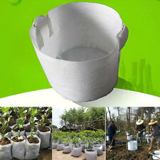 Fabric Grow Tree Pots Planter Bags Smart Planter Root Aeration Container 10Pcs
