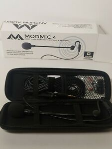 ModMic 4 Aux Boom Mic Attach to Any Headphones Noise Cancelling Antlion GDL-0420