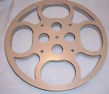 16MM 800 ft Metal Motion Picture Film Camera Movie Projector Take Up Reel Spool
