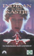 DE INDIAAN IN HET KASTJE   - VHS