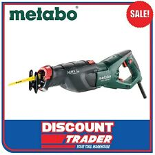 Metabo 1400W Pendulum Stroke Sabre / Reciprocating Saw SSEP 1400 MVT – 606178500
