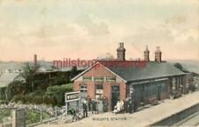 More details for printed postcard of wingate station, county durham by phoenix #1196