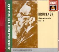Bruckner : Symphonie N.6 / Otto Klemperer, New Philharmonia - CD