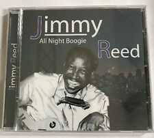 JIMMY REED - All Night Boogie - CD - NEW