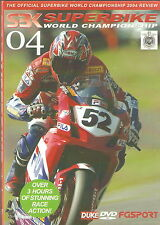 2004 WORLD SUPERBIKE CHAMPIONSHIP - Review (DVD 2004)