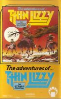 Thin Lizzy .. The Adventures Of Thin Lizzy  Import Cassette Tape