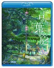 Makoto Shinkai Kotonoha no niwa The garden of Voices Soundtrack CD Blu-ray Japan