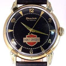 Bulova Harly Davidson Automatic von 1954 mit Garantie