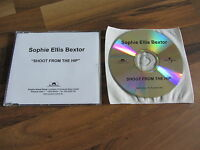 SOPHIE ELLIS BEXTOR Shoot From The Hip VERY RARE GERMANY promo acetate CD album